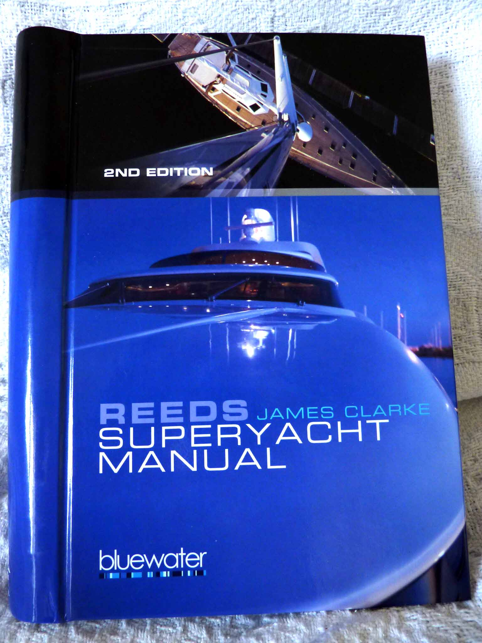 Reeds Supeyacht Manual